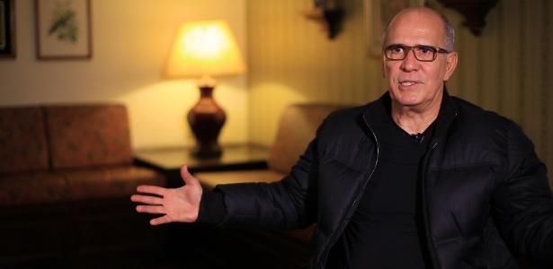Mario Sergio concede entrevista recente ao UOL. Ele era comentarista do Fox Sports