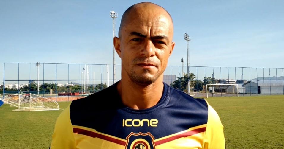 Julio César, atacante ex-Fluminense, jogará o Campeonato Carioca pelo Madureira