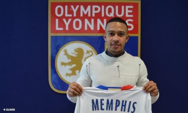 Memphis Depay (atacante) - do Manchester United (ING) para o Lyon (FRA) - 16 milhões de euros