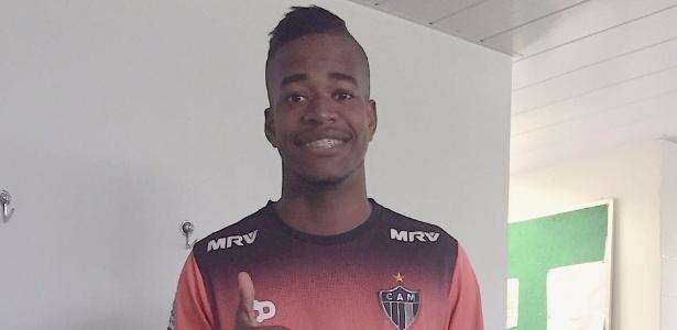 Luis Renato Cabezas faz teste nas divisões de base do Atlético-MG