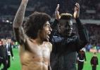 """""""Vencer a Bola de Ouro? Teria que matar Ronaldo e Messi"""", diz Balotelli - AFP/Yann Coatsaliou"""