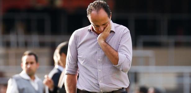 Rogério Ceni foi demitido na última terça-feira