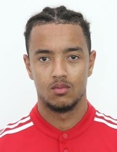 Cameron Borthwick-Jackson, atacante do Manchester United
