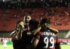 Neilton faz três, Vitória bate o Bragantino e avança na Copa do Brasil (Foto: Maurícia da Matta/EC Vitória)