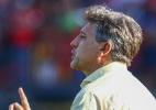 Renato Gaúcho agradece convite do Flamengo e diz que fica no Grêmio - Lucas Uebel/Grêmio FBPA