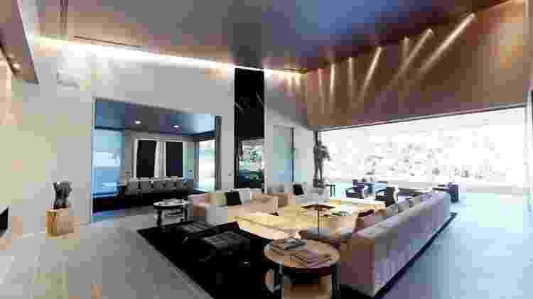 Este é o interior da mansão de Hazard; belga chega com status de estrela ao Real Madrid - Reprodução/Semana.es