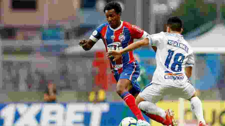 Bahia venceu o CSA no duelo do primeiro turno, na Fonte Nova - Felipe Oliveira / EC Bahia