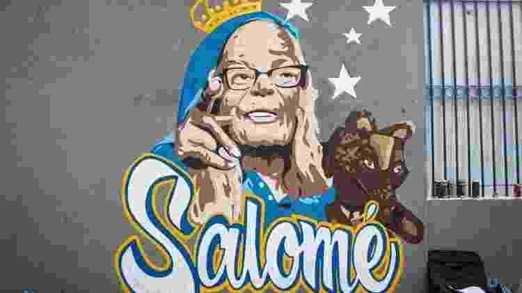 salome - Reprodução/Instagram - Reprodução/Instagram