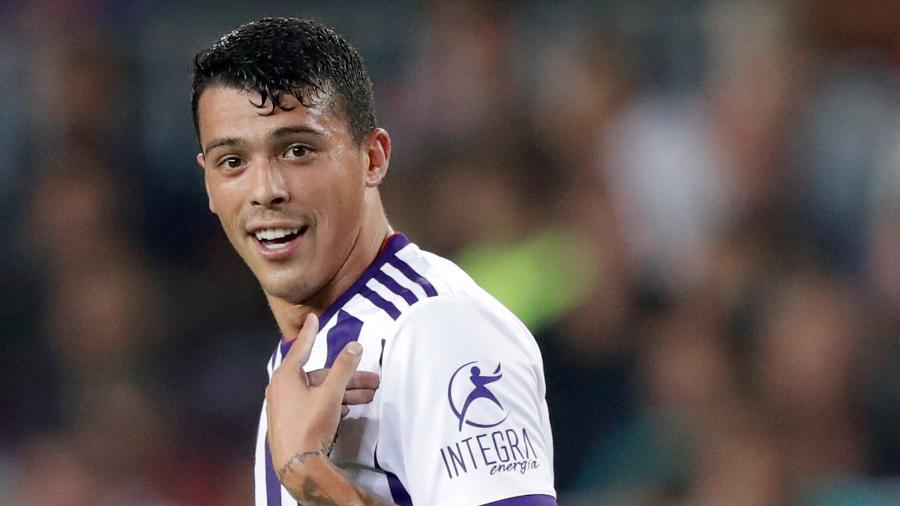 Pedro Porro hoje defende a equipe do Sporting - Getty Images