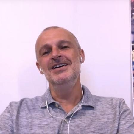 Sérgio Xavier Filho, comentarista do Grupo Globo - Reprodução/SporTV