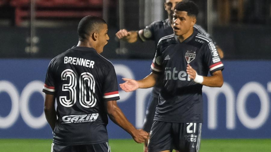 São Paulo vence Goiás por 2 a 1 pela 20ª rodada do Brasileirão - Marcello Zambrana/AGIF