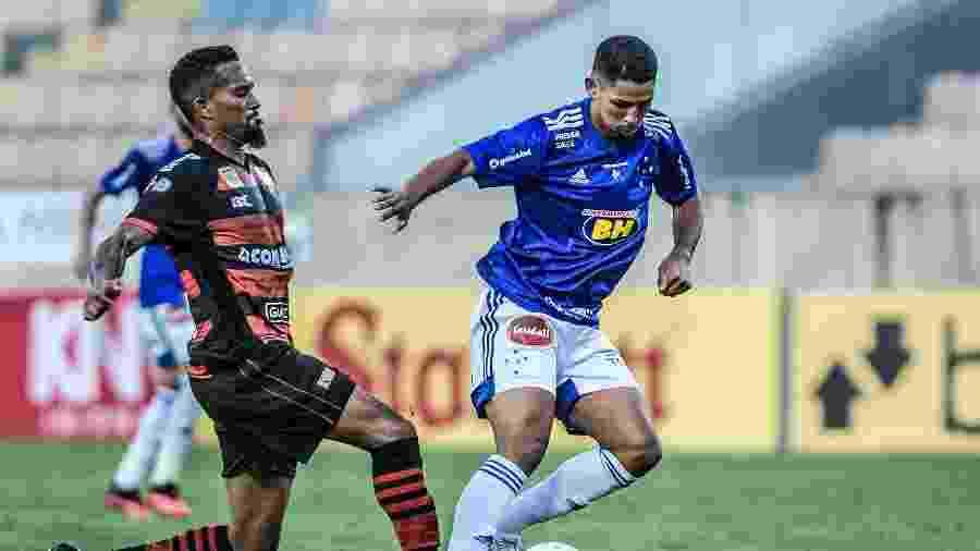 Zé Eduardo retorna para o clube onde estava antes de ser requisitado, em vão, pelo Cruzeiro - Gustavo Aleixo/Cruzeiro