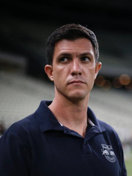 Maurício Barbieri, técnico do Red Bull Bragantino - Ari Ferreira