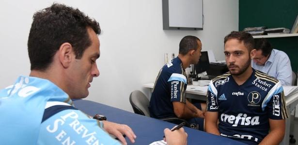 Régis é um dos oito jogadores contratados pelo Palmeiras para a temporada 2016