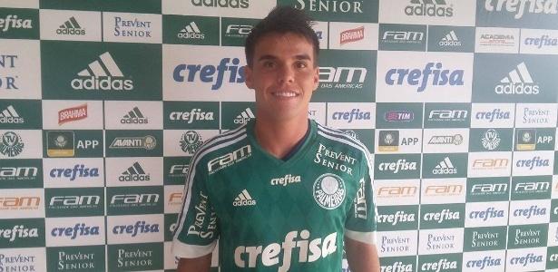 Atlético-PR tenta a liberação de Rodrigo para a disputa do Campeonato Brasileiro - Diego Salgado/UOL