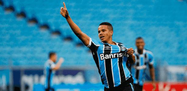 Batista não seria aproveitado pelo Grêmio nesta temporada - Lucas Uebel/Grêmio - Lucas Uebel/Grêmio