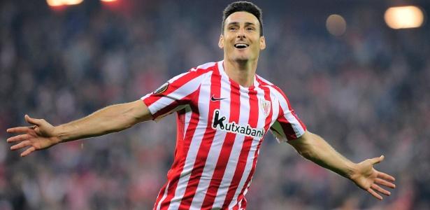 Aduriz marcou cinco vezes na última partida da Liga Europa