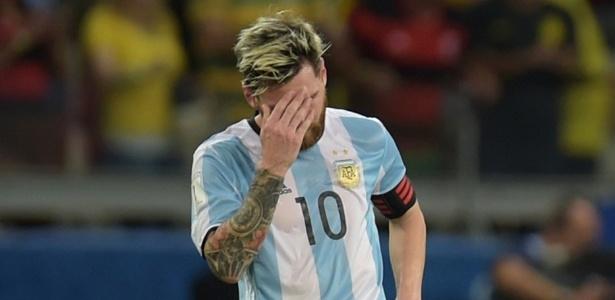 Messi ainda busca primeiro título pela seleção argentina principal - DOUGLAS MAGNO/AFP