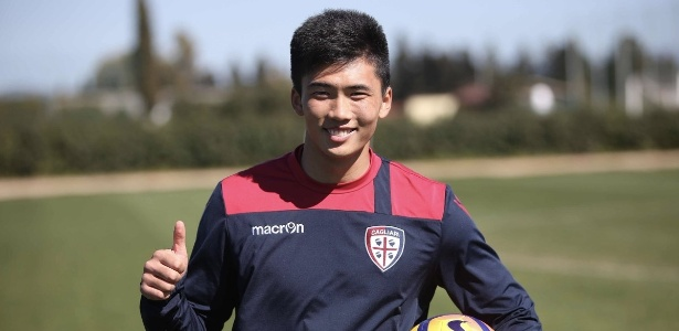 Kwang Song Han, atacante norte-coreano do Perugia