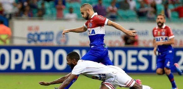 No placar agregado, Bahia venceu Sergipe por 7 a 2
