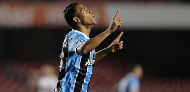 Pedro Rocha é um dos casos de sucesso da base no Grêmio atual
