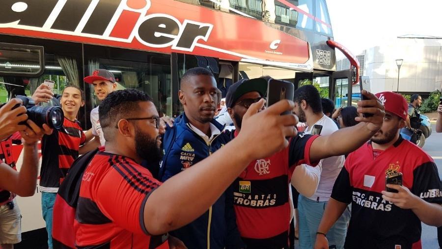 Juan e Flamengo acertam despedida, estágio e novo cargo após aposentadoria