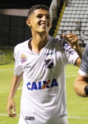 Matheus fez dez gols em dez jogos em 2018 - Andrei Torres/ABC
