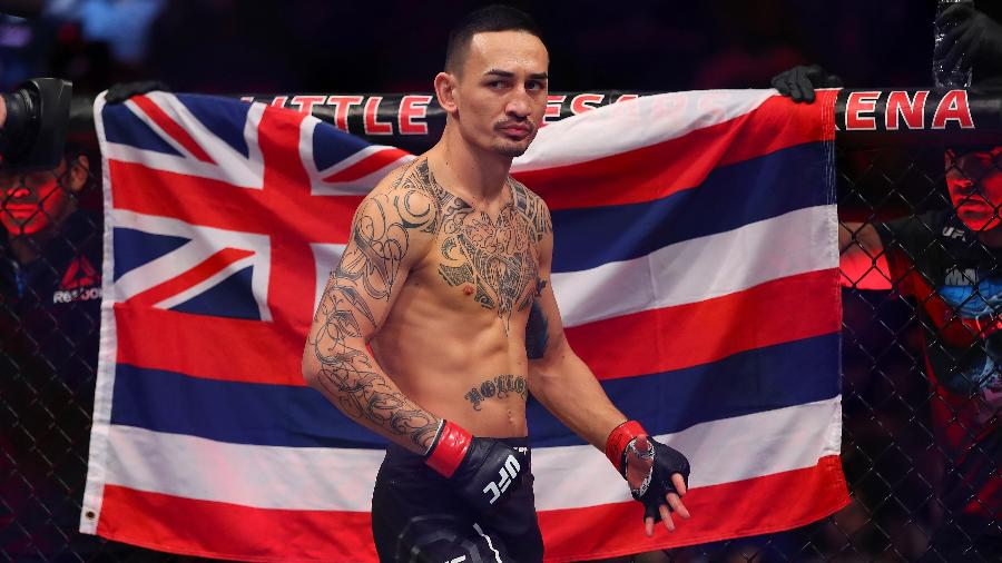 Max Holloway - Gregory Shamus/Getty Images