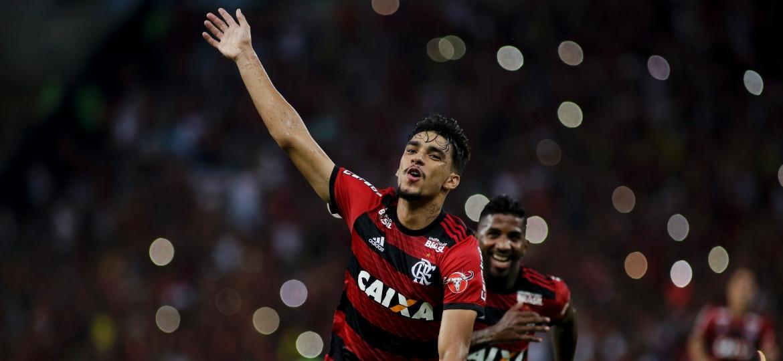 Lucas Paquetá, destaque do Flamengo, está em lista B da seleção brasileira - Luciano Belford/AGIF
