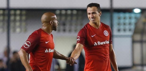 O Inter de Leandro Damião e Patrick não perde há sete jogos e mira o topo da tabela