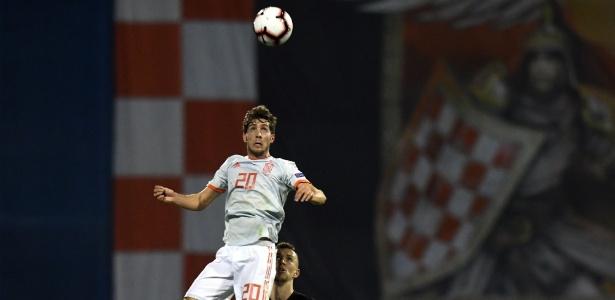 Perisic teve grande atuação e criou as melhores chances da Croácia na partida - AFP