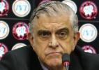 """Petraglia ataca Juvenal, ex-presidente do SP: """"Deve estar no inferno"""" - Geraldo Bubniak/AGB/Folhapress"""