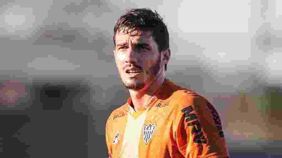 Cleiton seguirá como goleiro do Atlético-MG em 2020 - Bruno Cantini/Divulgação/Atlético-MG