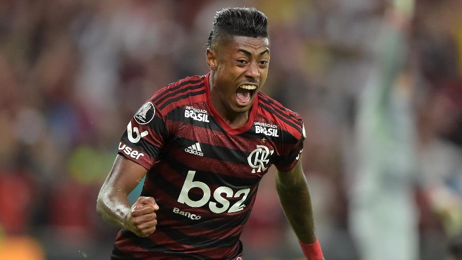 Bruno Henrique completa 1 ano no Fla e cita melhor escolha da carreira