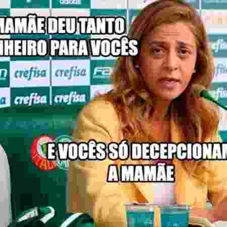 Meme Palmeiras - Reprodução