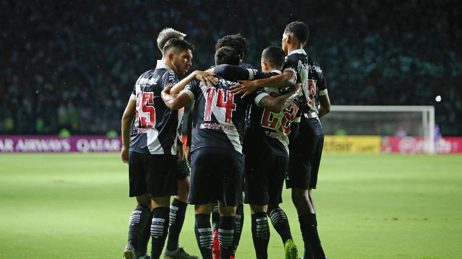 Vasco estreia na Taça Rio contra o Resende no estádio Raulino de Oliveira, em Volta Redonda (RJ) - Rafael Ribeiro / Vasco
