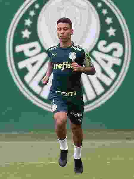 Marcos Rocha é um bom nome entre os menos visados - Cesar Greco/SE Palmeiras