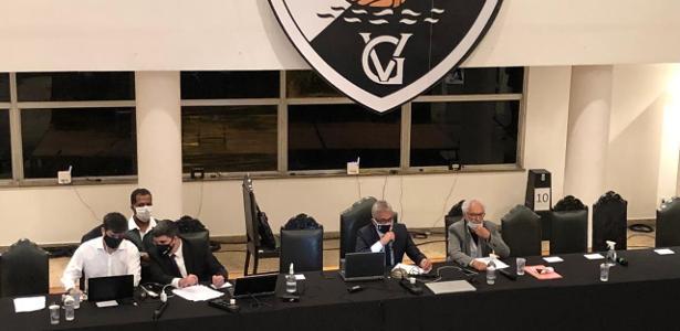 Justiça acata recurso do Vasco e Jorge Salgado tomará posse no Vasco