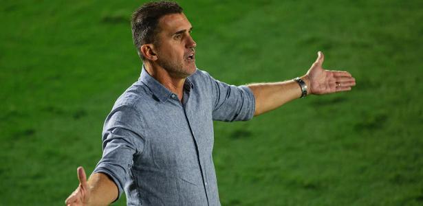 0 a 0 com Bragantino | Mancini elogia garotos, mas pede calma com o Corinthians versão 2021