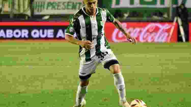 Agustín Urzi (Banfield) - Divulgação - Divulgação