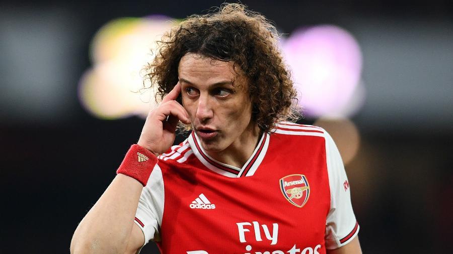 David Luiz é um dos veteranos que despertam interesse de clubes europeus e brasileiros - Getty Images
