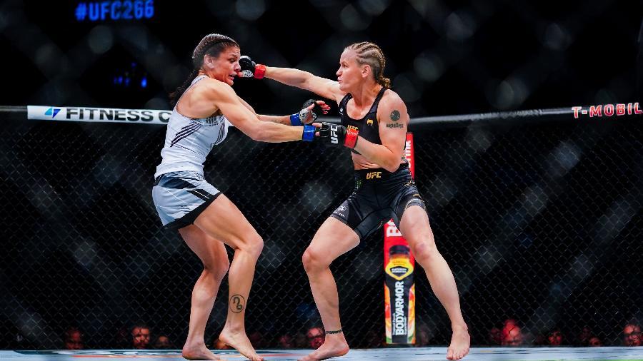 Valentina Shevchenko venceu Lauren Murphy no UFC 266 - Alex Bierens de Haan/Getty Images