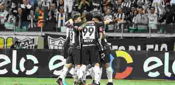 Manter a boa fase e fechar o turno no G4 é a meta do Atlético-MG nas próximas três rodadas - Bruno Cantini/Clube Atlético Mineiro