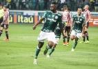 Palmeiras é informado de convocação, e Mina deve ser desfalque - Rubens Cavallari/Folhapress