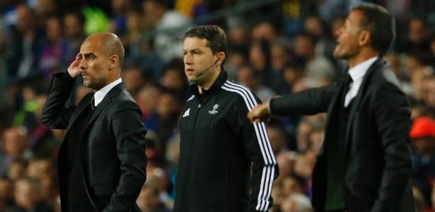 Guardiola elogiou a partida coletiva do City, mas lamentou erros individuais