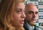 Carta com ofensas a Galiotte dá força a plano palmeirense de manter Crefisa - Cesar Greco/Fotoarena
