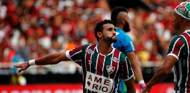 """Utilizada na conquista de 1995, """"Ame o Rio"""" deu sorte de novo em uma final contra Fla"""