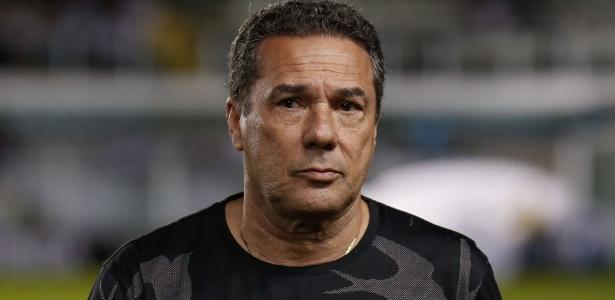 Luxemburgo recebeu seis jogos de suspensão com o Grêmio na Libertadores de 2013