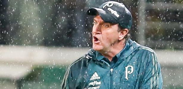 Cuca diz que quer ficar no Palmeiras