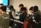 Coletes para jornalistas no Allianz geram reclamações contra o Palmeiras
